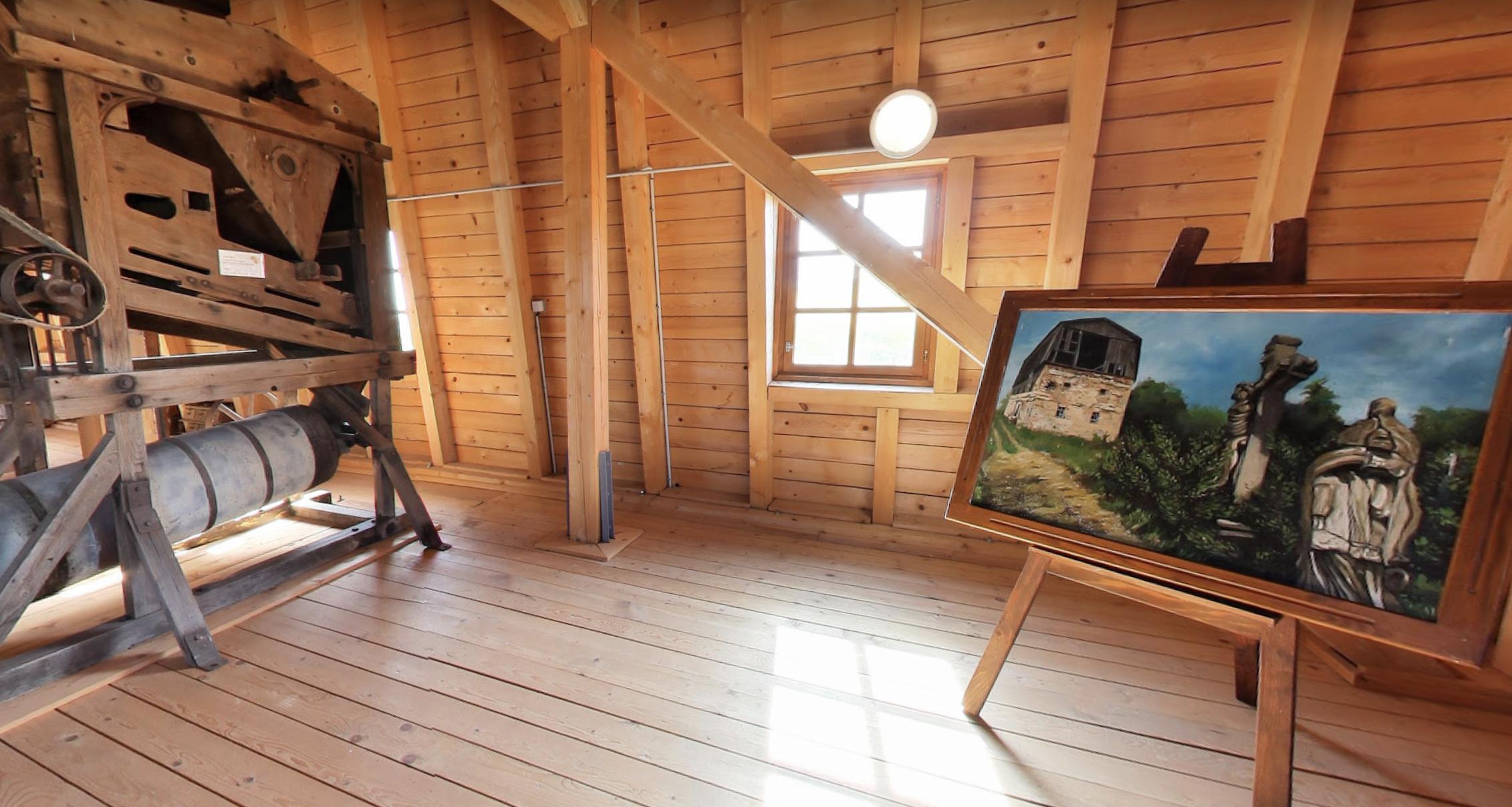 Historický mlyn
